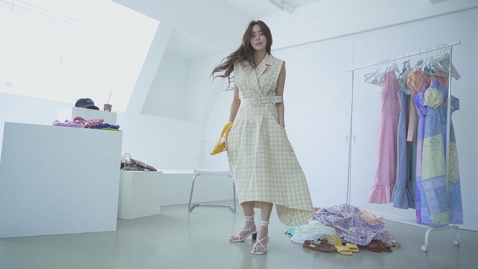 Корейский лук на лето 2020 от 솔이 sole