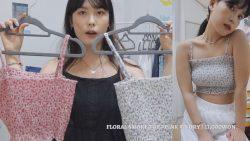 Корейский лук для лета 2020 от hello, jiyoung 안녕하신지영
