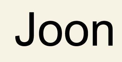 Photo of Слог Joon / 준 / Джун
