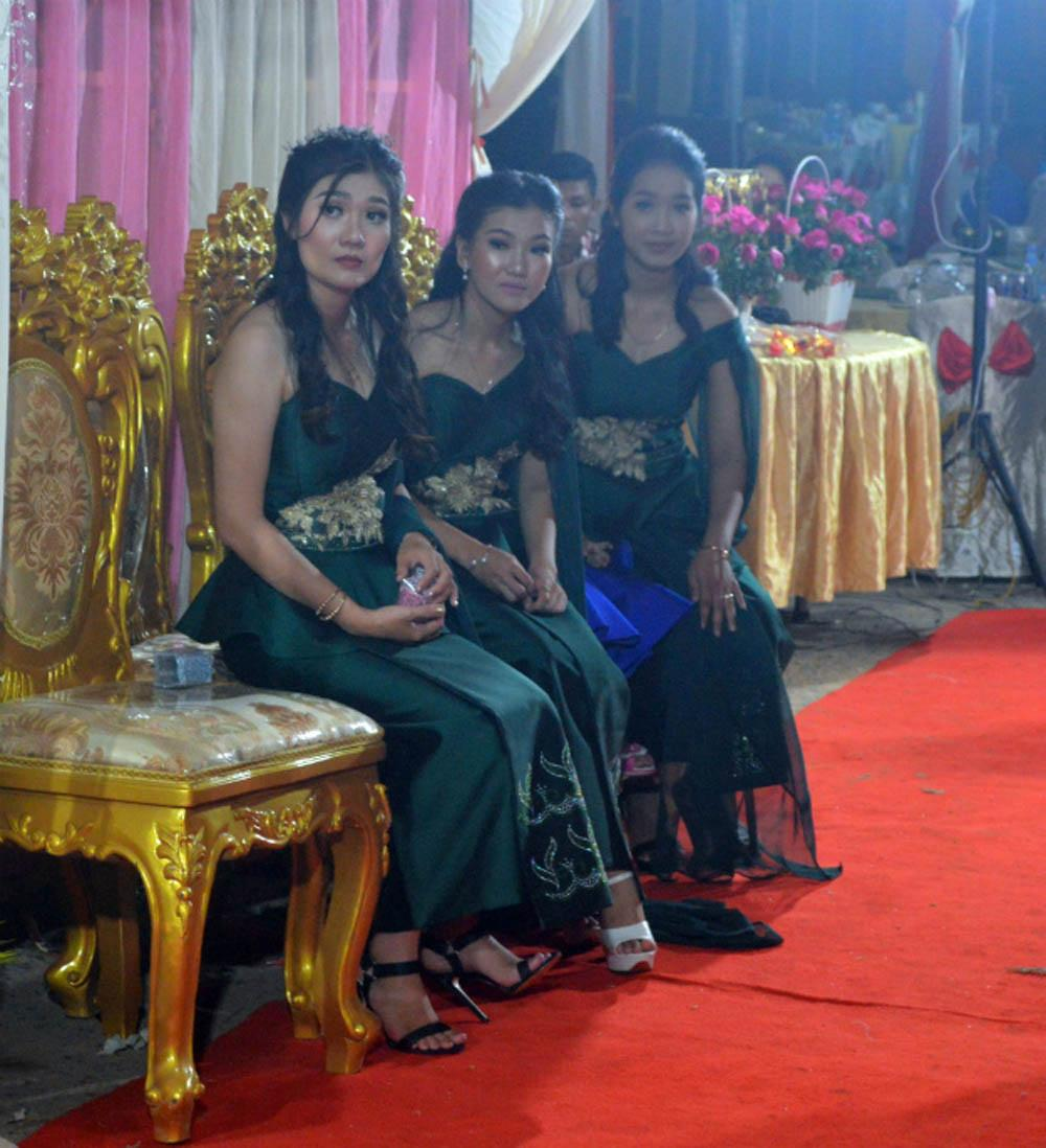 Вечный бал кхмерской золушки