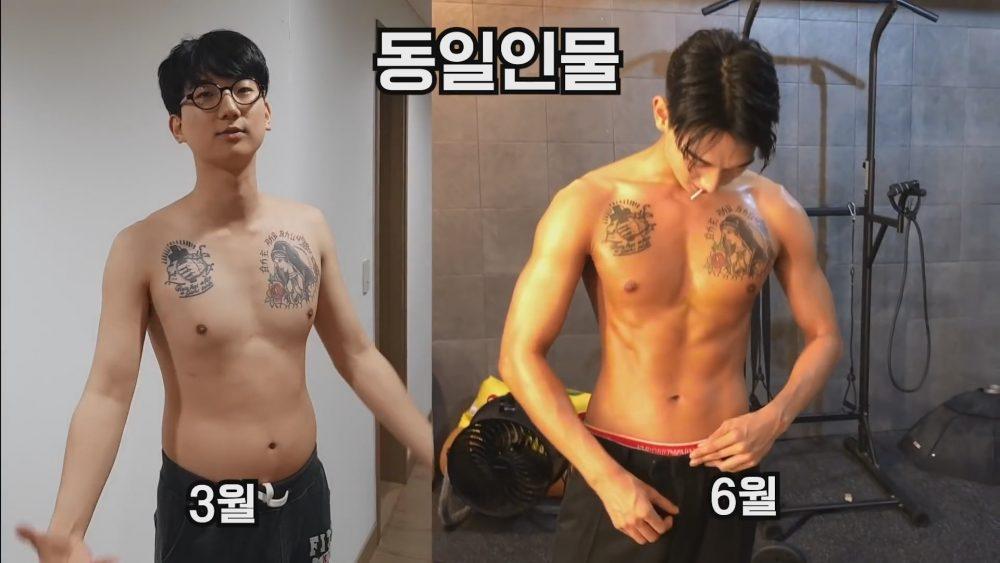 Корейские парни в дорамах и в реальности