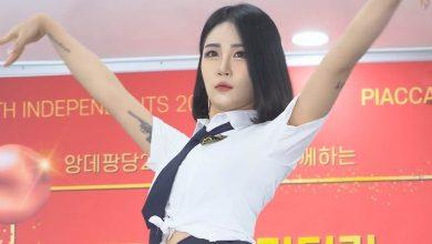 Photo of Горячая корейская танцовщица Bomi / 보미