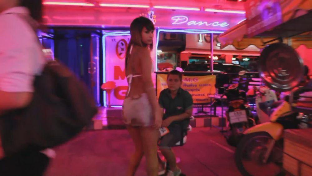 Кто эта девчонка с Walking street