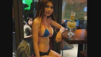 Китаянка Naomi SexyCyborg Wu напечатала бикини на 3d принтере