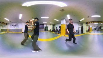 Корейцы тренируются Кали Арнис - филиппинскому боевому искусству