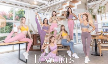 Выступления LuxyGirls Dance Studio, Тайвань