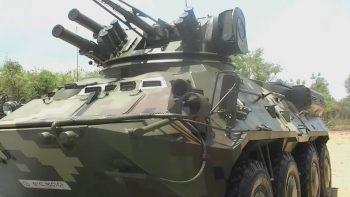 Обзор вооружения тайского пехотного подразделения