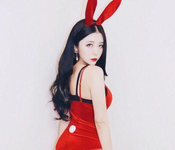 Asian Girls #3: Новогодняя Bomi из Girl Crush