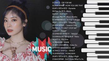 Корейская поп-музыка на фортепиано от K-POP CHARTS