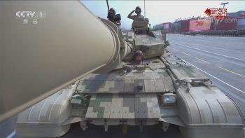 Военная мощь Китая на параде
