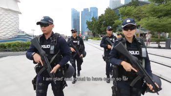 Я - полицейский из Сингапура! #1