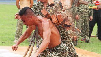 Сила вьетнамского спецназа