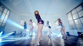 Asian Girls Dance #3: Кореянки из HELLOVENUS