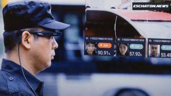 Система распознавания лиц в Китае